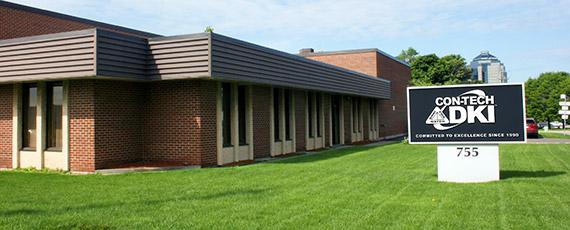 Con-Tech DKI Building